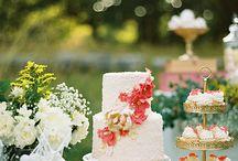 Wedding party display