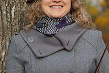 Chapeaux femme / Chaque chapeaux est unique et fait main!