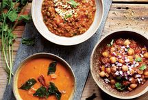 Vegetarian Curries / Thrifty, filling and flavour-packed, a meat-free curry is a perfect midweek dinner, or for a weekend of batch cooking to stock up the freezer.