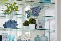 glass shelfs