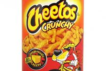 American Munchies / Chips, pretzels, popcorn and more - all-American snacks to satisfy those munchies!