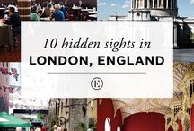 Holidays in London - Travel Inspiration + Essential Travel Guides / London hasn't lost its touch and is still one of the best travel destinations in the world and a staple in any city-lover's travel bucket list! For the lowdown on where to go and what to see in London, check out these essential travel guides and travel recommendations. Get ready for a fun little holiday in London!