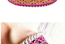 Bracelets / by Jocelyn Petcholan