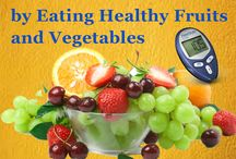 Control your diabetes by eating healthy fruits and vegetables / We are committed to the goal of driving easier access to information about the ways and means to manage #diabetes to more and more people around the world. Yes you can get your blood glucose levels under control!  Control your diabetes by eating healthy fruits and vegetables. You can live a #healthy, active life with diabetes if you manage your #health. For more information Visit at https://www.diabeticportioncontroldishes.com/