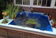 Hot tub repurpose