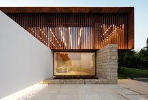 corten residential inspirations