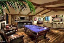 Media & Recreation Rooms