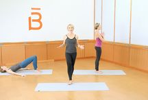 Workouts + Yoga