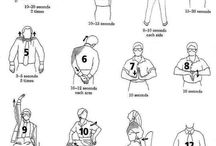 Exercises / Learn stretches and exercises easy to do that make a big impact on your health.
