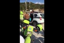 Viral Video - VIDEO - Thief Knocked Out With A Rock By Angry Local People
