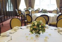 Adlington Hall wedding flowers