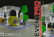 JASA DEKORASI BOOTH PAMERAN / Eventpro adalah penyedia jasa dekorasi booth pameran   Vendor booth pameran jakarta 081212103386 - 081290452586