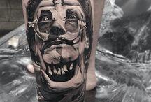 Tattoo / pomysły na dziarę