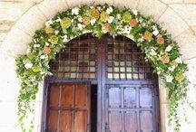 Decoraciónes para bodas / Arreglos florales para bodas civiles, religiosas ramos etc