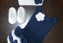 baby dress crochet