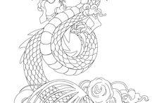 Tatuajes de dragón