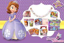 Fiesta de Princesita Sofía / Ideas y artículos para fiestas de cumpleaños de la Princesa Sofía de Disney.