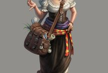 RPG Female characters