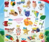 Butterfly Products - Wall Charts / Disney Wall Charts for entry level education