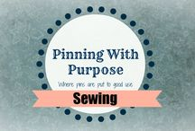 Sewing (PWP) / Sewing crafts for beginners.