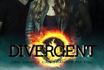 Divergent (and fourtris) / by Zoe Carmac