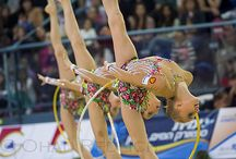 Rythmitic gymnastics