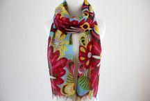 Fashion Flower Scarf / fashion scarf,scarf wholesale,woven scarf,scarves for women,flower scarf