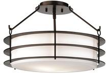Flush / Semi-Flush Ceiling / by LBC Lighting