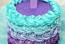 Purple and Teal Inspiration