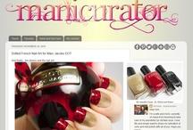 MANICURATOR - Press/Spotlights