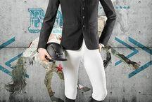 Abbigliamento equitazione da concorso