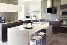 Cuisines et design d'intérieur / Inspirations pour le design intérieur de votre cuisine.