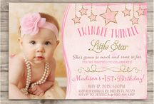 birthday themes for girls 1st