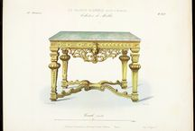 Baroque furniture / History of furniture design - baroque