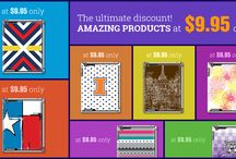 The ultimate discount @ $9.95 / The #ultimatediscount! #Amazingproducts at $9.95 only.