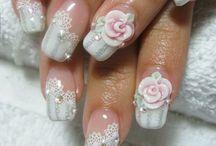 Wedding / Nails