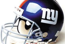 NEW YORK GIANTS / by Haley Johnson