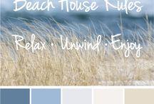 Beach House-Colours