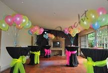 B-day, wedding decoration