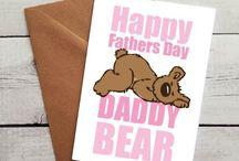 First Fathers Day Gift Ideas / If you are looking for the perfect gift or card for a first fathers day then look no further :)