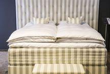 Luxusné postele / Kvalitný spánok na exkluzívnych posteliach