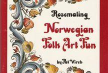 Norwegian Rosemaling