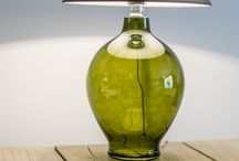 glass lamps / nasze lampy i to, czym się inspirujemy / our lamps and our inspirations