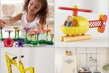Toddler toys and activities