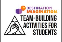 Team-Building Activities / Strengthen your students' teamwork skills with these great team-building activities!
