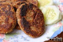 Receitas sem Carne - Vegetariana / Procurando receitas que não levam carne? Clique aqui e confira essa coleção de pratos preparados do blog Manga com Pimenta.