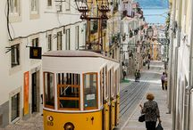 Lisbon - ...and it was all yellow
