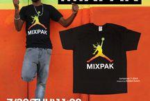 MIXPAK – Jumpmon T-Shirt (Designed by Dubbel Dutch) / http://blog.raddlounge.com/?p=36525