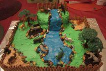 RileySeuss Zoo Cake Ideas