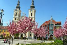 Tavasz Miskolcon / spring in Miskolc